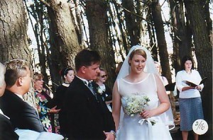 aerlie wildy wedding