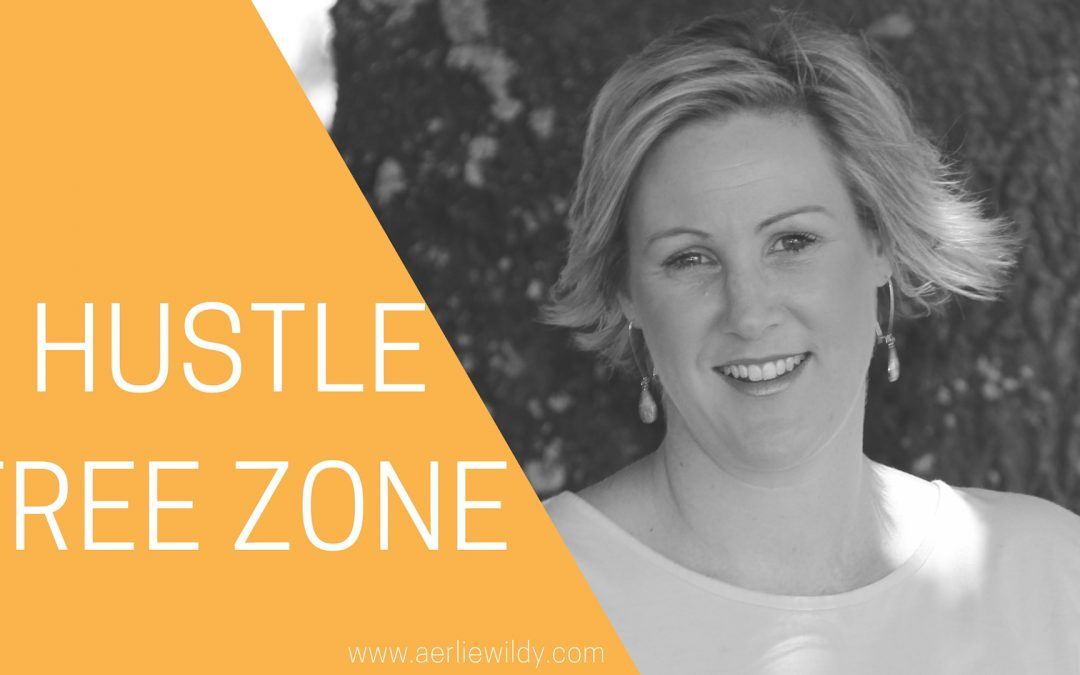 hustle free zone, entrepreneurial hustle