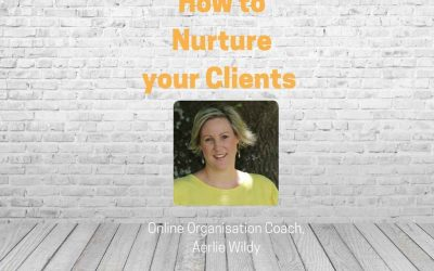 3 Simple Ways to Nurture Your Clients