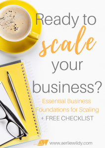 Ready to scale your business